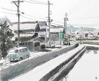 690 伊勢河崎町 - こだわりの風景画(別館)