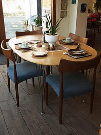 dining table (Piet Hein) - hails blog