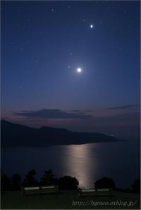 第23回鳥取市さじアストロパーク星景写真コンテスト 2席受賞 - 遥かなる月光の旅