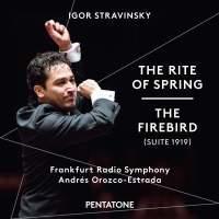 Stravinsky: The Rite of Spring & The Firebird@Andres Orozco-Estrada/hr-SO. - MusicArena