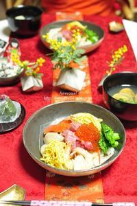 ひなまつりご飯 - Awesome!