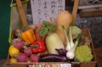 地元野菜 - TAKE IT EASY