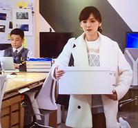 「奪い愛、冬」、春夏秋冬シリーズでやって!倉科カナ退社姿に萌える♪ - Isao Watanabeの'Spice of Life'.