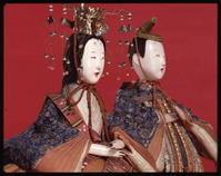 「ひな人形ーおとめのいのりー」展、鎌倉国宝館 - ヴェネツィア ときどき イタリア・2