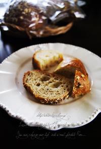 masako's cafe さんのパン。 - ことえりごと