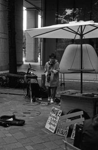 saxophonist - 心のカメラ / more tomorrow than today ...