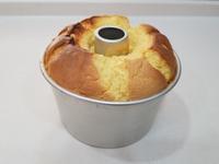 今日のシフォンケーキ - ギャラリー 茶房 - 侘助 -