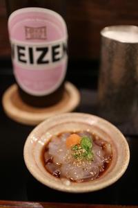 美味しいお寿司とお酒のはなし。 - ◆ キョウモドコカデチドリアシ ◆