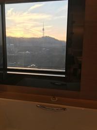 お正月のソウル ⑬新羅ホテル エグゼクティブ グランドデラックス - wine-memory 2