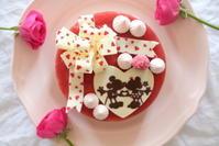 結婚記念日ケーキ - アルフの粉修行
