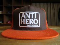ANTI HEROのキャップとパーカー - Questionable&MCCC