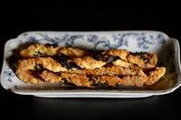 チーズストロー - マドモアゼルジジの感光生活