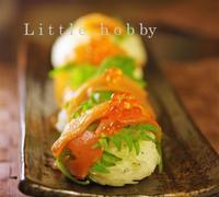 お雛祭り 食卓 2017 - Little hobby