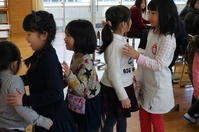 2月2日 新1年生体験入学 - 東川登小ニュース