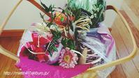 嬉しい~♪ - 花とフラと好きなものに囲まれて…♪