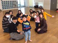 2月28日 親子リトミック例会開催しました - 子育てサークル たんぽぽの会