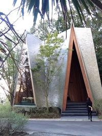 狭山の森 礼拝堂① - yumily sketch