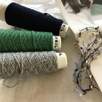 初めての編み物キット。 - 暮らしにスパイス