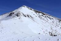 春の雪は淡雪 硫黄岳 170305 - 週末は山にいます