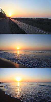 2017/03/05(SUN) 今朝は春の海を感じました。 - SURF RESEARCH