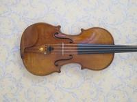 """2006年製ヴァイオリン """"Angelo"""" メンテのため再会 - 久我ヴァイオリン工房 Cremonakuga Violino 日記 Caffè o tè?"""