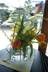 気軽にお花を!花と暮らしの楽しみ方 - Groseille グロゼイユ~四季のお庭とぼちぼちお花活動~