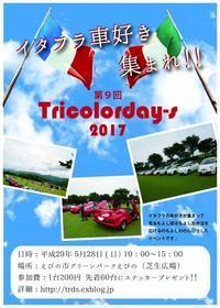 Tricolorday-S 2017 - Circolo Macchina