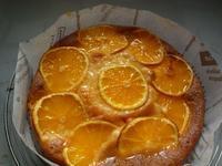 孫娘からの電話 & オレンジケーキ - アンティーク 日々の暮らしを楽しむ