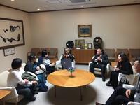 表敬訪問 - 特定非営利活動法人 スペシャルオリンピックス日本・兵庫・宝塚