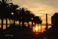 West Coast sketch *夜明けのサンフランシスコ* - 夢色とうめい