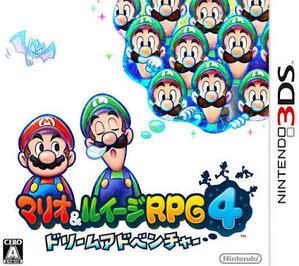 [3DS] マリオ&ルイージRPG4 - ( … > Z_ ̄∂