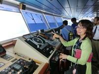 南半球一周の船旅 ペア・タイプ (11)洋上で迎えた年末年始 - 隠居の話