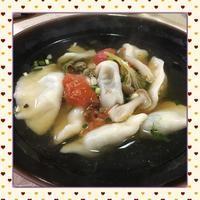 皮から手作り、モッチリ水餃子 - kajuの■今日のお料理・簡単レシピ■