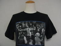 90s Louis Armstrong&Billie Holiday ヴィンテージ ジャズ フォト 古着 Tシャツ - Used&Select 古着屋 コーナーストーン CORNERSTONE