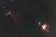 馬頭星雲 M42 - hiroのフィールドノート plus