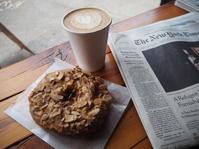 2016XMAS in NYC〜 寒いニューヨークの朝はラテとドーナツで♪Milk&Pull - MG Diary