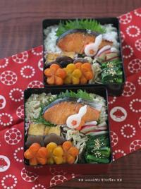 月曜鮭弁 ✿ 作りおきと晩ご飯(๑¯﹃¯๑)♪ - **  mana's Kitchen **