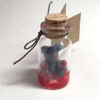 瓶入りくまの続き - テディベアのブログ Urslazuli