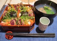 ひな祭りのちらし寿司 - やせっぽちソプラノのキッチン2