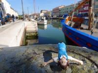 チェゼナティコの運河 (Cesenatico) - エミリアからの便り