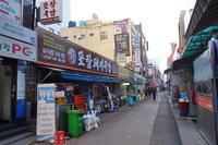 2017釜山女二人旅~24時間営業!西面デジクッパ通りの「浦項デジクッパ」で朝食 - LIFE IS DELICIOUS!
