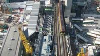 JR渋谷駅改良工事 - うちの派遣はみなモテる