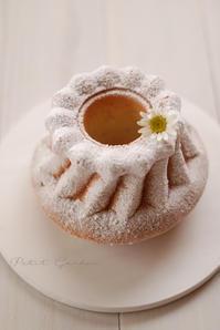 バニラケーキ - Petit Garden