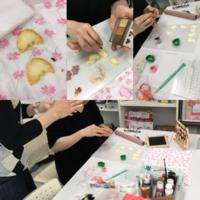 樹脂粘土(フェイクスィーツ)講座 - みんなのパソコン&カルチャー教室 北野田校
