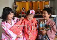 3きょうだいのひな祭り - nyaokoさんちの家族時間