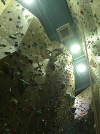 近頃のクライミングスクール(2月22日~28日) - ちゃおべん丸の徒然登攀日記