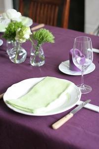【急に決まった、週末のディナーのおさそい】 - Plaisir de Recevoir フランス流 しまつで温かい暮らし