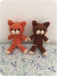 久し振りに編んでみました - あみぐるみブログ Keiko's Wool Life