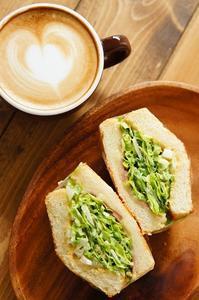キャベツたっぷり沼サン - choco cafe* パン教室