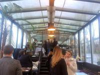 ラ・ヌーヴェルセーヌ 〜セーヌ川に浮かぶ船上レストラン兼ミニシアター La Nouvelle Seine - keiko's paris journal <パリ通信 - KLS>